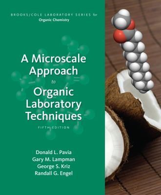 Book Cover: A Microscale Approach to Organic Laboratory Techniques