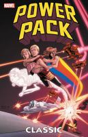 Power Pack Classic : Vol. 1 by Simonson, Louise © 2017 (Added: 8/9/18)
