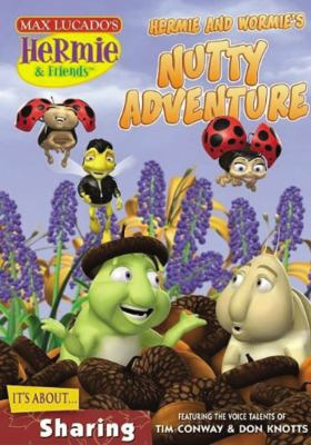 Cover image for Hermie and Wormie's nutty adventure