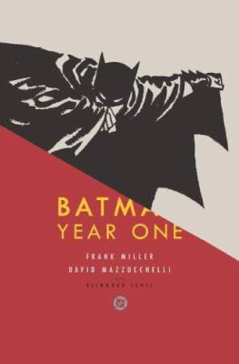 Cover image for Batman : year one