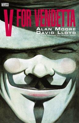 cover photo: V for Vendetta