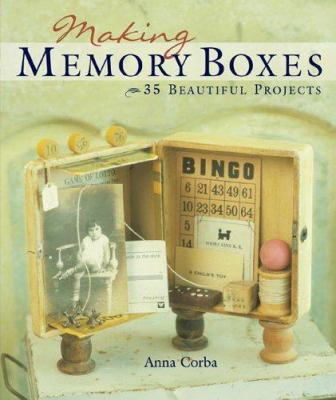 Details about Making memory boxes : 35 beautiful projects