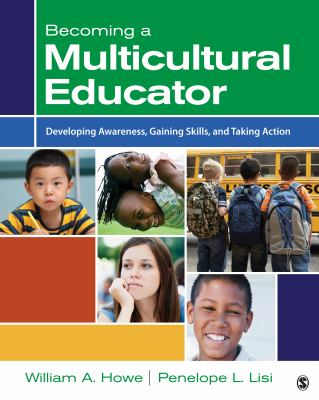 Becoming a Multicultural Educator Cover