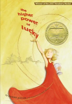 Cover image for The higher power of Lucky