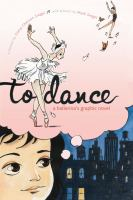 cover of To Dance: A Memoir