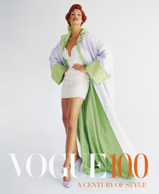 Vogue 100 book cover