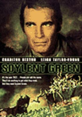 Cover image for Soylent green