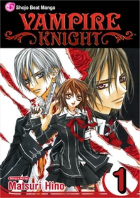 Cover image for Vampire knight. story & art by Matsuri Hino