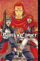 Black Clover : Volume 4 : The Crimson Lion King by Tabata, Yåuki © 2016 (Added: 5/31/18)