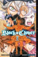 Black Clover : Volume 8 : Despair Vs. Hope by Tabata, Yåuki © 2017 (Added: 5/31/18)
