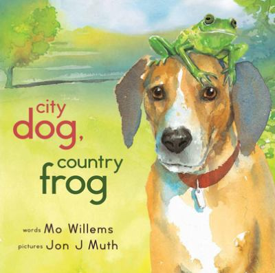 Details about City Dog, Country Frog