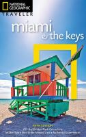 National Geographic Traveler Miami & The Keys by  © 2000 (Added: 4/19/18)