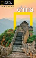 National Geographic Traveler China by National Geographic Society (U.S.) © 2001 (Added: 4/11/18)