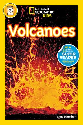 Cover image for Volcanoes!