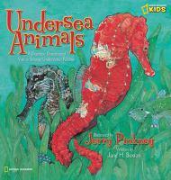 Undersea Animals catalog link