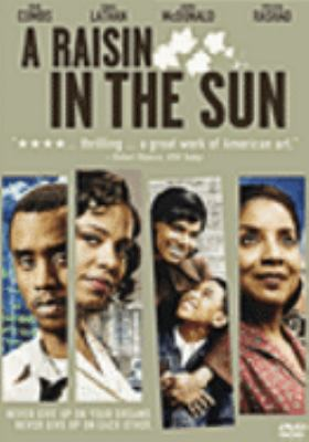 Cover image for A raisin in the sun