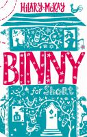 Cover image of Binny for short by McKay, Hilary.