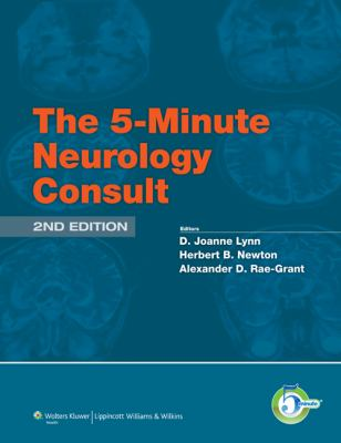 The 5-Minute Neurology Consult Cover Art