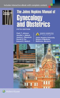 Gynecology and Obstetrics Cover Art