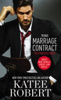 The Marriage Contract by Robert, Katee © 2015 (Added: 11/13/17)