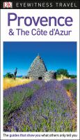 Eyewitness Travel Provence & The Cote D'azur by  © 1995 (Added: 4/17/18)