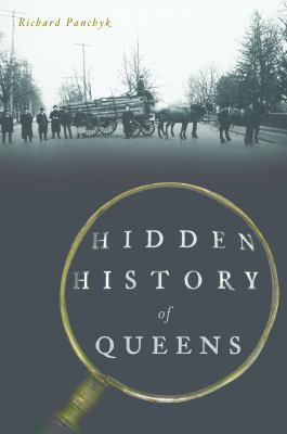 Cover image for Hidden history of Queens