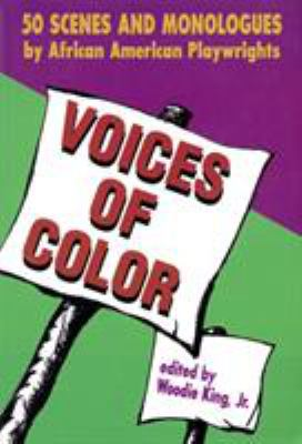 Cover art for Voices of Color