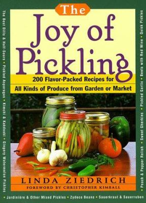 Cover image for The joy of pickling 