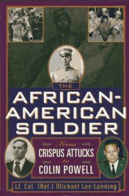 Cover image for The African-American soldier 