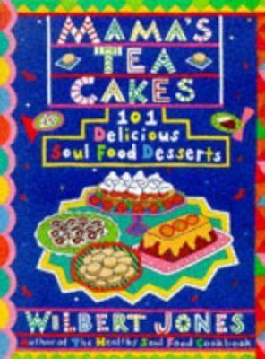 Cover image for Mama's tea cakes