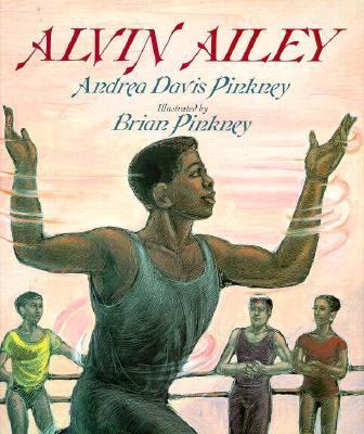 Cover image for Alvin Ailey