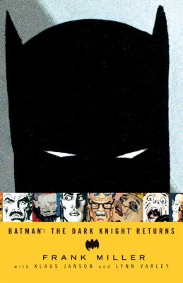 cover photo: Batman: The Dark Knight Returns