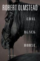 cover of Coal Black Horse