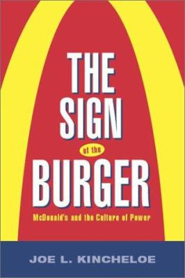 Cover image for The sign of the burger