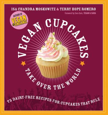 Cover of Vegan Cupcakes
