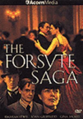 Cover image for The Forsyte saga
