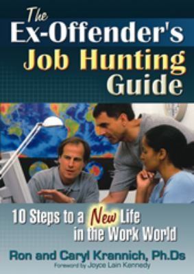 Cover image for The ex-offender's job hunting guide