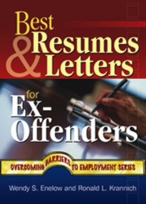 Cover image for Best resumes and letters for ex-offenders