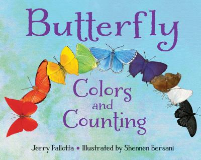 Cover image for Butterfly colors and counting
