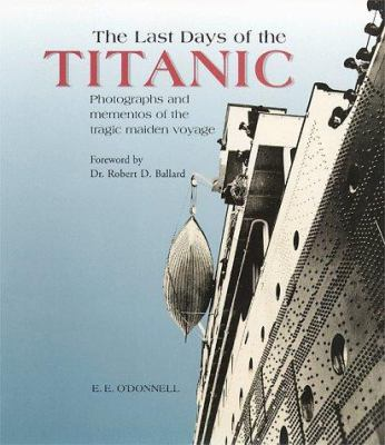 cover photo: The Last Days of the Titanic