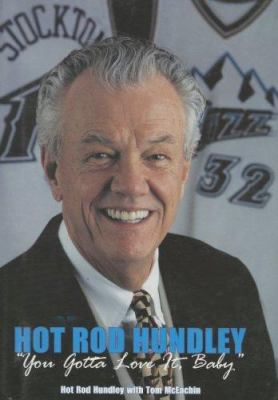 "cover photo: Hot Rod Hundley: ""You Gotta Love It, Baby"""