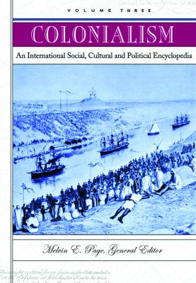 Colonialism book cover image