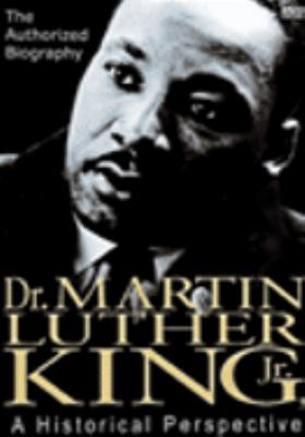 Cover image for Dr. Martin Luther King, Jr.