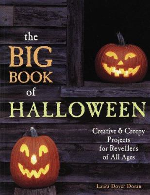 Cover image for The big book of Halloween