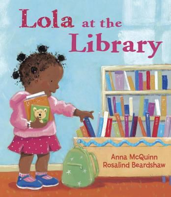 Details about Lola at the Library
