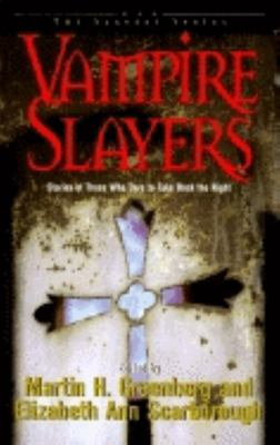 Cover image for Vampire slayers 