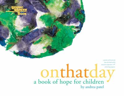 cover photo: On That Day: A Book of Hope for Children