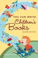 You Can Write Children's Books catalog link