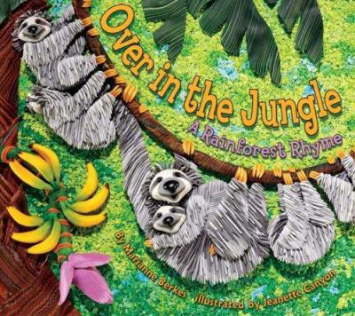 Cover image for Over in the jungle