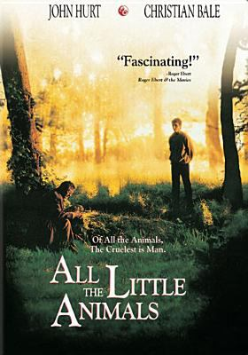 Cover image for All the little animals